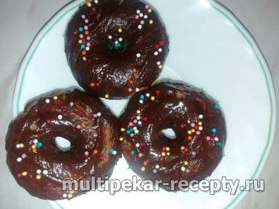 Пончики из творога для мультипекаря — photo 7